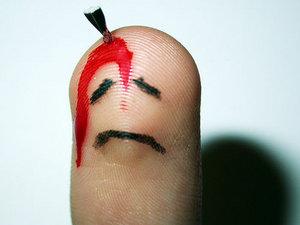 هنر نمایی انگشتان دست